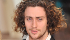 Aaron Taylor-Johnson, 22, on fatherhood & marriage: 'It just feels natural to me'