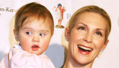 Kelly Rutherford accuses ex of setting up photo op after she loses custody battle