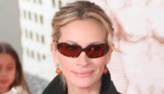 """Julia Roberts is Pregnant!"" Links"