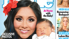 Snooki covers People with 6-day-old baby Lorenzo: does anyone still care?