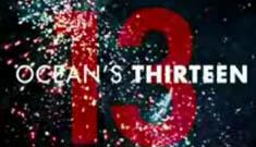 Oceans 13 Teaser Trailer