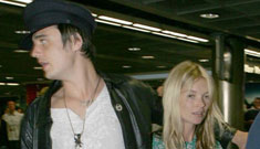 Kate Moss and Pete Doherty might get married. Do we care?