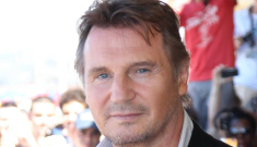 Does 60-year-old Liam Neeson look subtly tweaked   to anyone else?