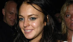 Will Lindsay Lohan fade into obscurity in 2007?