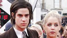 Peaches Geldof married her baby daddy Thomas Cohen on Saturday