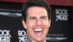 Tom Cruise made Nazanin Boniadi get her incisors filed down for him