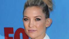 Kate Hudson versus Lea Michele: who looked better at the 'Glee' premiere?