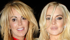 Dina Lohan was completely wasted for her Dr. Phil interview.  Seriously.