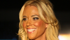"""Kate Gosselin looked like a completely new & orange person at NYFW"" links"