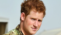 Did Prince Harry father any ginger babies while drunkenly partying in Vegas?