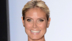 Heidi Klum admits she's dating her bodyguard with weird People exclusive