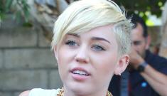 Miley Cyrus, emo: 'Sometimes I feel like I love everyone more than they love me'