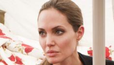 Angelina Jolie makes UNHCR special envoy trips to   Lebanon and Turkey