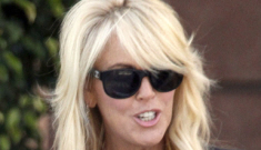 Dina Lohan denies being drunk for Dr.Phil interview: 'The proof is in the facts'