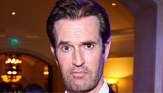 "Rupert Everett ""can't think of anything worse than being brought up by 2 gay dads"""