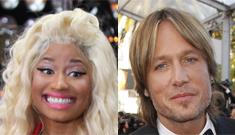 Nicki Minaj & Keith Urban are the new 'Idol' judges: how will Mariah cope?