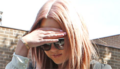Amanda Bynes' car was finally impounded after she was pulled over again, yay!
