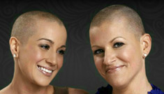 """Kellie Pickler on shaving her head: """"one of the most beautiful moments of my life"""""""