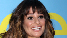 """Lea Michele scored a """"huge"""" L'Oreal beauty contract: is she worth it?"""