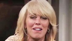 Dr. Phil interviews Dina Lohan: was she on drugs or   is she just a crack-liar?