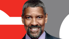 Denzel Washington covers GQ, talks politics and OMG what's on his head?