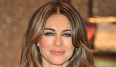 Elizabeth Hurley's animal print bikini line for little girls: inappropriate or normal?