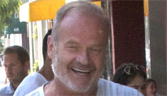 Kelsey Grammer ditches Piers Morgan interview after they air photo of his ex Camille