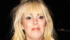 Dina Lohan blames Lindsay's 'sketchy' assistant for all of   her cracktastrophes