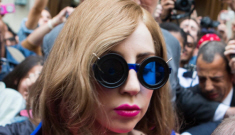 Has Lady Gaga's label   ordered her to lose the '25 pounds' she recently gained?