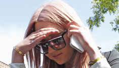 Amanda Bynes moves to New York, was spotted wandering for hours: very bad idea?