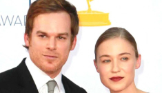 Michael C. Hall has new, young girlfriend: she looks like Julia Stiles, right?