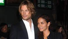 Halle Berry: Pregnant and Engaged?