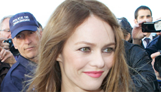 Vanessa Paradis is dating Carla Bruni's ex-lover, thanks to Karl Lagerfeld