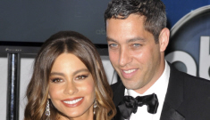 Sofia Vergara's fiancé was douchey when Sofia's dress broke at the Emmys