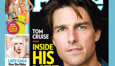 Tom Cruise is so lonely & miserable on the cover of People: are you buying it?