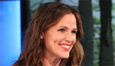 """Jennifer Garner calls her husband Ben Affleck """"a wonder sperm kind of guy"""""""