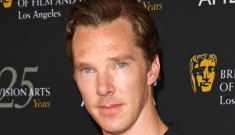 Benedict Cumberbatch denies dating Liv Tyler, but it could still be happening