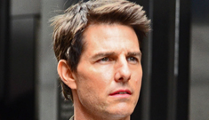 Is Tom Cruise finally having a long-overdue crisis of faith over Scientology?