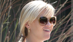 Reese Witherspoon gave birth to baby boy Tennessee James Toth