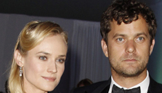 Is Diane Kruger jealous that Katie Holmes is talking to Joshua Jackson again?