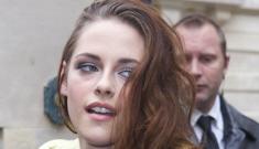 Kristen Stewart keeps telling Sparkles that she never slept with Rupert Sanders
