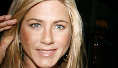 Jennifer Aniston: 'we're just trying to entertain you, don't shoot the messenger'