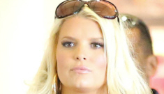 Did Jessica Simpson seek out lap-band surgery to lose her baby weight?