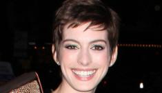 Anne Hathaway married Adam Shulman in Big Sur, CA on Saturday