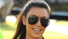 """""""Kim Kardashian & her family competed in a dragon boat   race in Miami"""" links"""