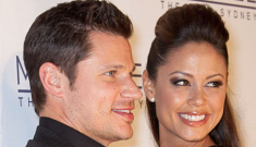 Nick & Vanessa Lachey introduce baby Camden John via Twitter: so cute!