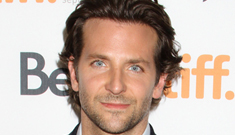 """Bradley Cooper on JLaw's dancing: """"God bless her, she put that crotch in my face"""""""