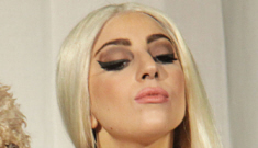 "Lady Gaga talks ""fat"" criticism again, calls herself a ""fat, attention-seeking whore"""