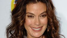Teri Hatcher says that the planets control her cramps