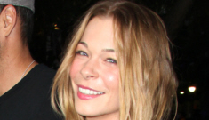 LeAnn Rimes' first post-spa interview: 'I've been in therapy my whole life, I like going'